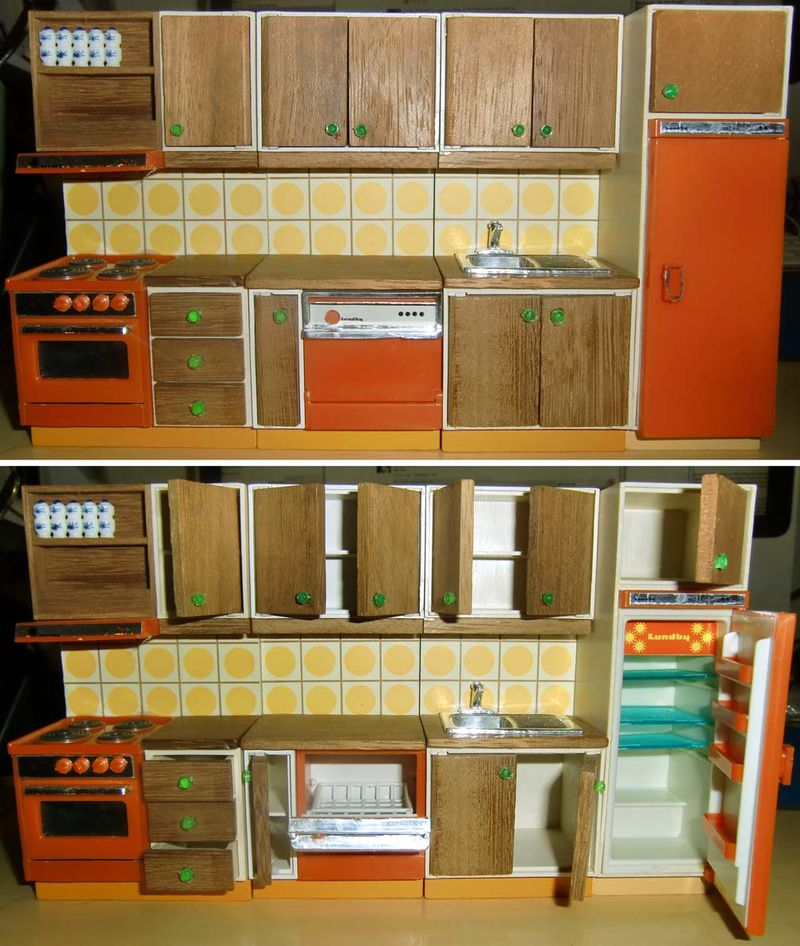 Lundby kitchen