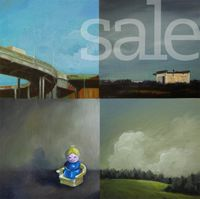 Painting sale banner