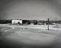 Fort Tilden in winter