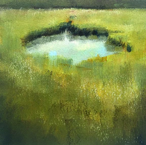 Watch hill pond
